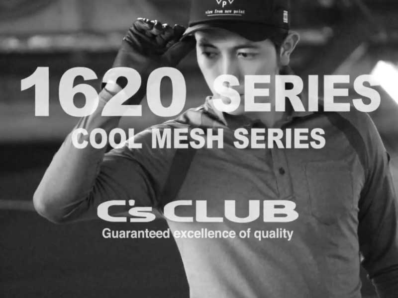 C'sCLUB 1620SERIES COOLMESH SERIES